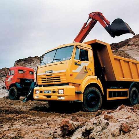 Доставка песка в Рузе